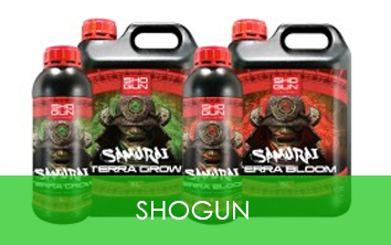 Shogun Nutrients